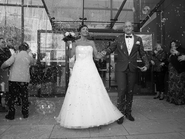 Le mariage de Philippe et Aurélie à Saint-Pierre-du-Mont, Landes 56