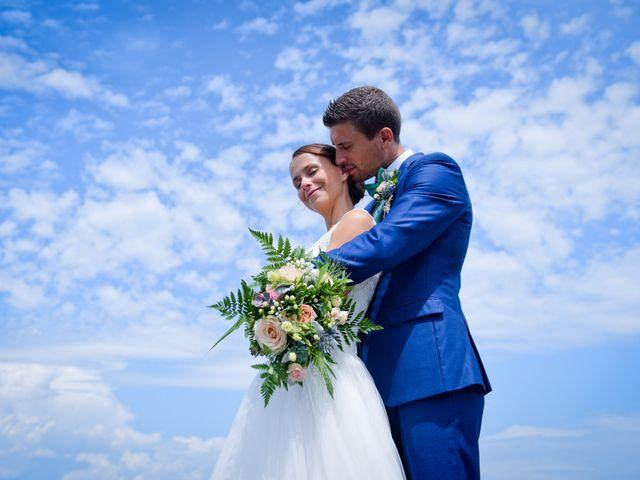 Le mariage de Laetitia et Mathieu