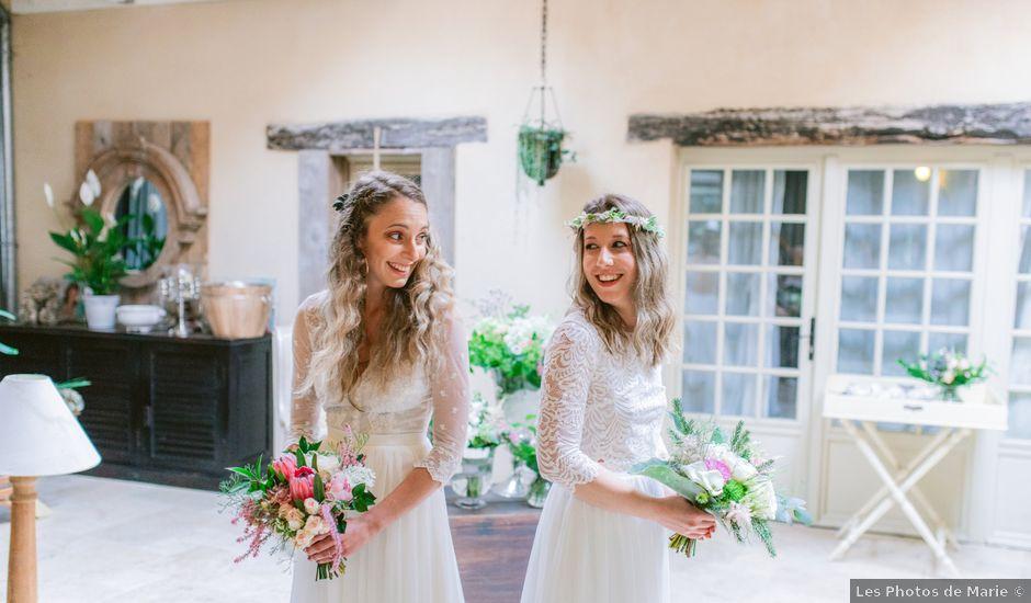 Le mariage de Alexandra et Céline à Rennes, Ille et Vilaine