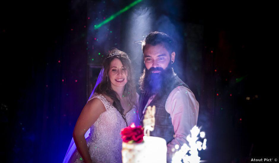 Le mariage de Yoann et Amandine à Tours, Indre-et-Loire