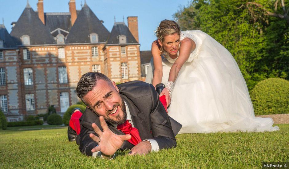 Le mariage de Guillaume et Caroline à Les Andelys, Eure