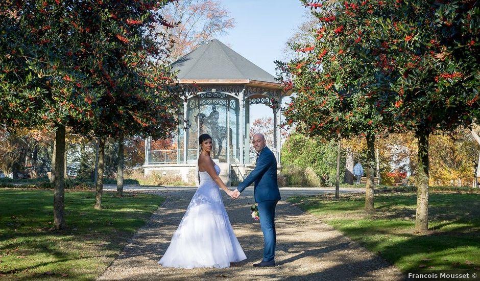 Le mariage de Philippe et Aurélie à Saint-Pierre-du-Mont, Landes