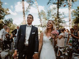 Le mariage de Anne-Gabrielle et Pierre