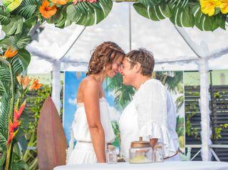 Le mariage de Juliette et Karène 1