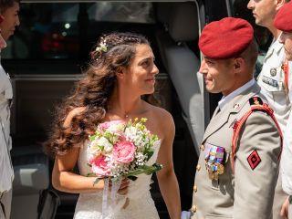 Le mariage de Sabrina et Corentin