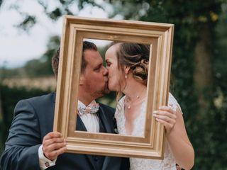 Le mariage de Eilyn et Damien 2
