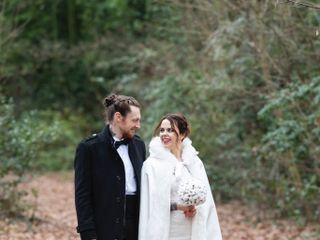 Le mariage de Lohra et Mickaël 1