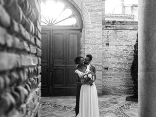 Le mariage de Gabrielle et Jérémy