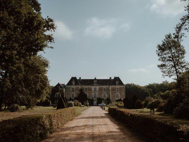 Le mariage de Pierre et Anne-Gabrielle à Durtal, Maine et Loire 2