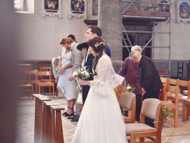 Le mariage de Nicolas et Amélie à Landas, Nord 2