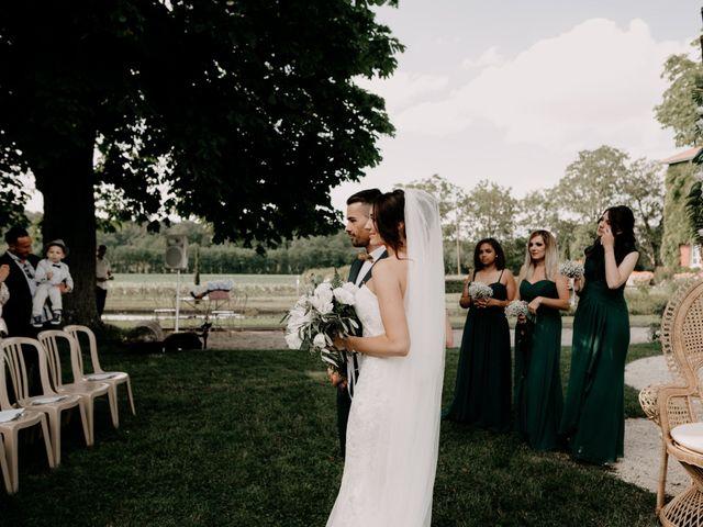 Le mariage de Julien et Mélissa à Lyon, Rhône 8