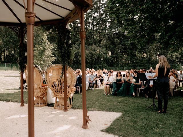 Le mariage de Julien et Mélissa à Lyon, Rhône 9