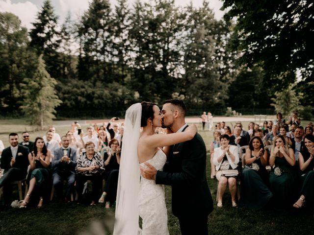 Le mariage de Mélissa et Julien