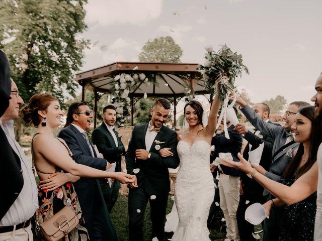 Le mariage de Julien et Mélissa à Lyon, Rhône 14
