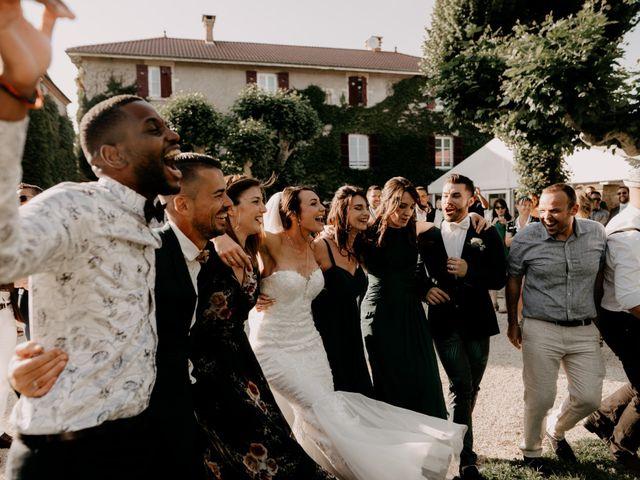 Le mariage de Julien et Mélissa à Lyon, Rhône 15