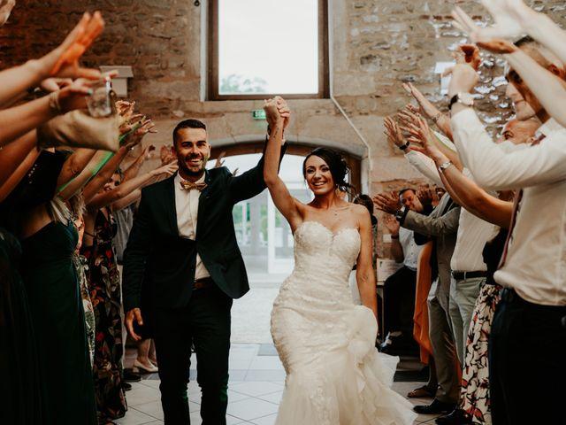 Le mariage de Julien et Mélissa à Lyon, Rhône 26
