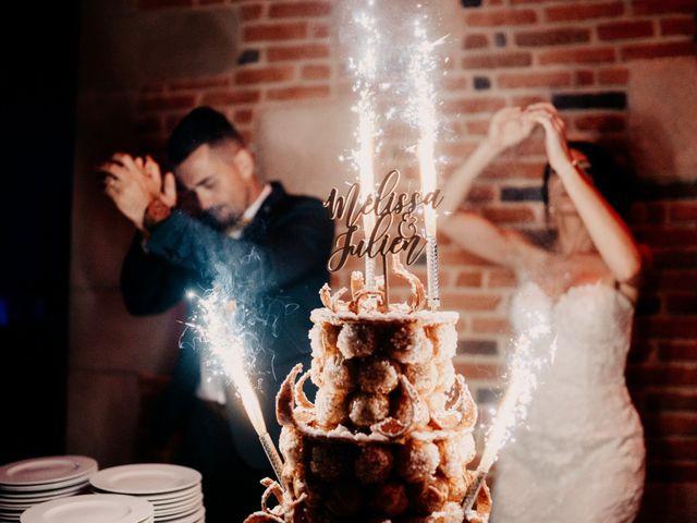 Le mariage de Julien et Mélissa à Lyon, Rhône 31