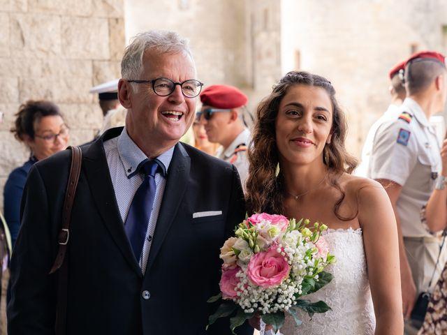 Le mariage de Corentin et Sabrina à Guérande, Loire Atlantique 5