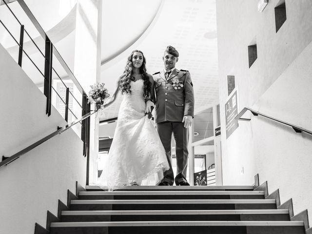 Le mariage de Corentin et Sabrina à Guérande, Loire Atlantique 6