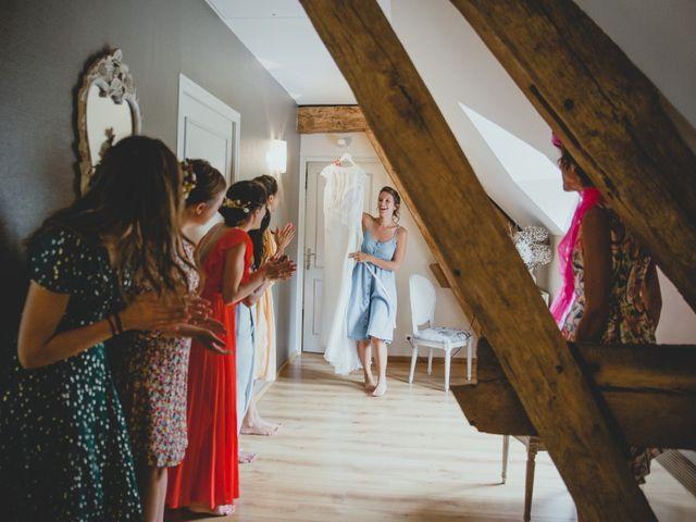 Le mariage de Thomas et Pauline à Courville-sur-Eure, Eure-et-Loir 8