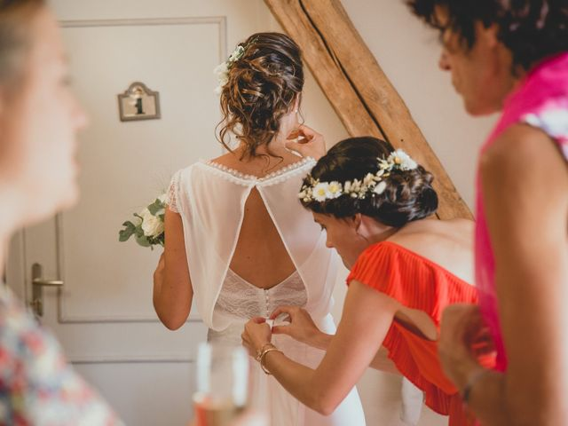 Le mariage de Thomas et Pauline à Courville-sur-Eure, Eure-et-Loir 10