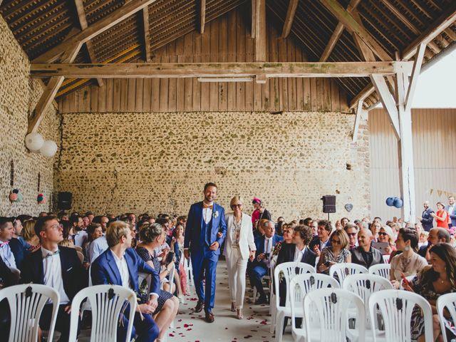 Le mariage de Thomas et Pauline à Courville-sur-Eure, Eure-et-Loir 17