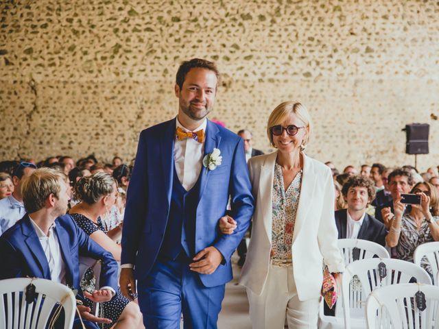 Le mariage de Thomas et Pauline à Courville-sur-Eure, Eure-et-Loir 18