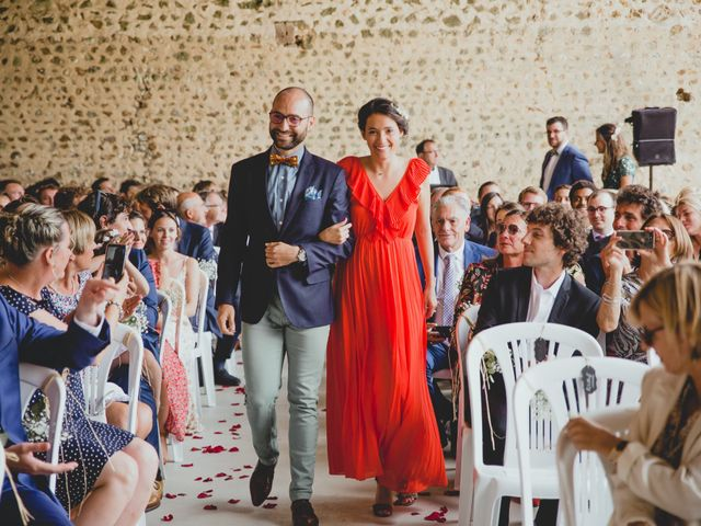 Le mariage de Thomas et Pauline à Courville-sur-Eure, Eure-et-Loir 19