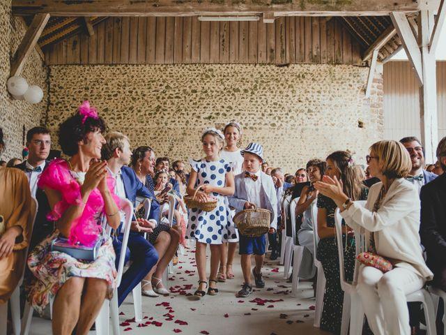Le mariage de Thomas et Pauline à Courville-sur-Eure, Eure-et-Loir 21