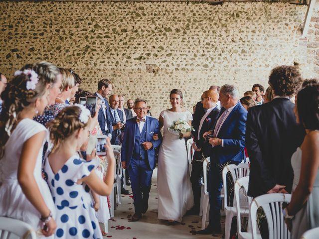 Le mariage de Thomas et Pauline à Courville-sur-Eure, Eure-et-Loir 23