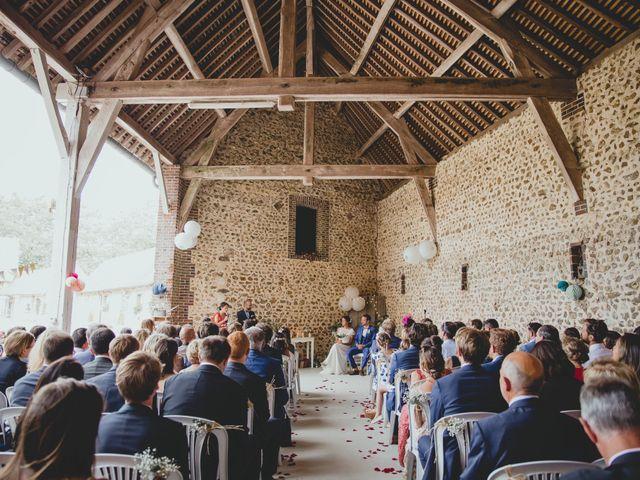Le mariage de Thomas et Pauline à Courville-sur-Eure, Eure-et-Loir 25