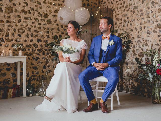 Le mariage de Thomas et Pauline à Courville-sur-Eure, Eure-et-Loir 26