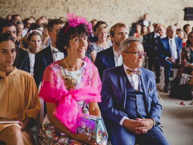 Le mariage de Thomas et Pauline à Courville-sur-Eure, Eure-et-Loir 27