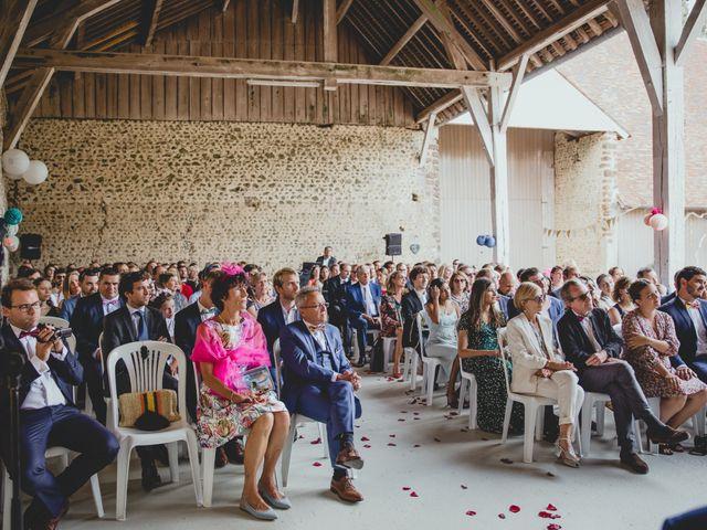 Le mariage de Thomas et Pauline à Courville-sur-Eure, Eure-et-Loir 29