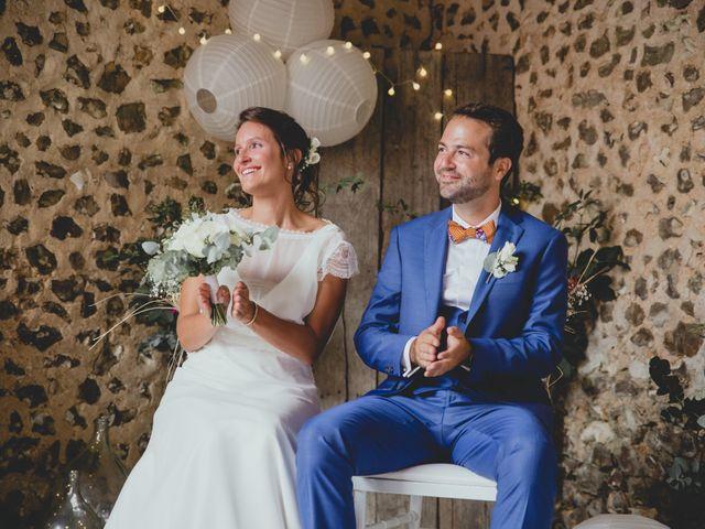 Le mariage de Thomas et Pauline à Courville-sur-Eure, Eure-et-Loir 30