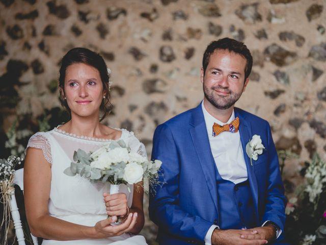 Le mariage de Thomas et Pauline à Courville-sur-Eure, Eure-et-Loir 33