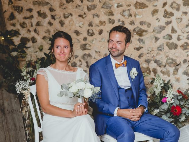 Le mariage de Thomas et Pauline à Courville-sur-Eure, Eure-et-Loir 35