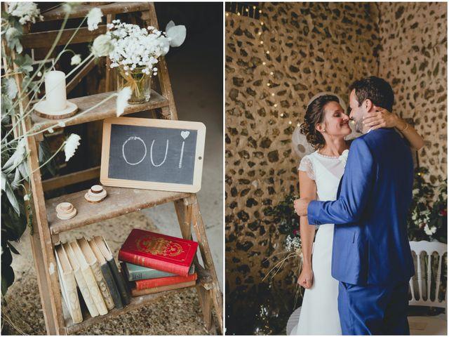 Le mariage de Thomas et Pauline à Courville-sur-Eure, Eure-et-Loir 45