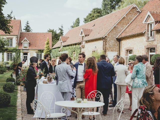 Le mariage de Thomas et Pauline à Courville-sur-Eure, Eure-et-Loir 53