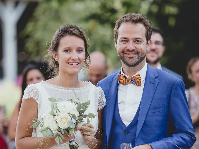Le mariage de Thomas et Pauline à Courville-sur-Eure, Eure-et-Loir 56