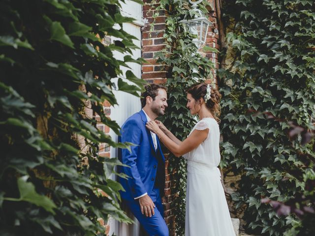 Le mariage de Thomas et Pauline à Courville-sur-Eure, Eure-et-Loir 62