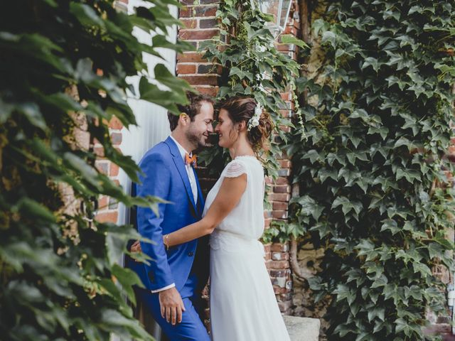 Le mariage de Thomas et Pauline à Courville-sur-Eure, Eure-et-Loir 63
