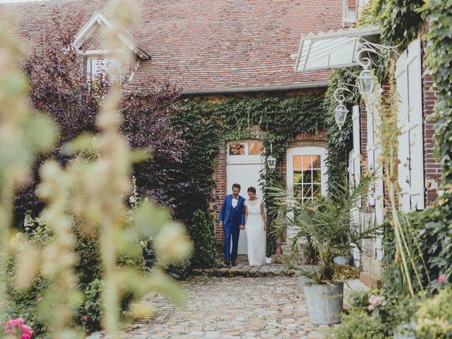 Le mariage de Thomas et Pauline à Courville-sur-Eure, Eure-et-Loir 67
