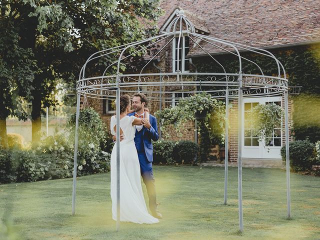 Le mariage de Thomas et Pauline à Courville-sur-Eure, Eure-et-Loir 70