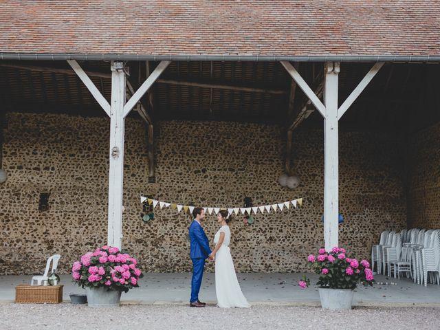 Le mariage de Thomas et Pauline à Courville-sur-Eure, Eure-et-Loir 73