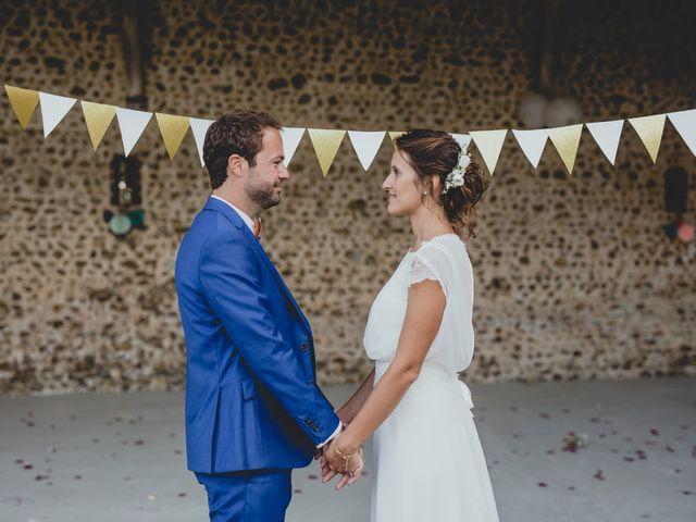Le mariage de Thomas et Pauline à Courville-sur-Eure, Eure-et-Loir 75