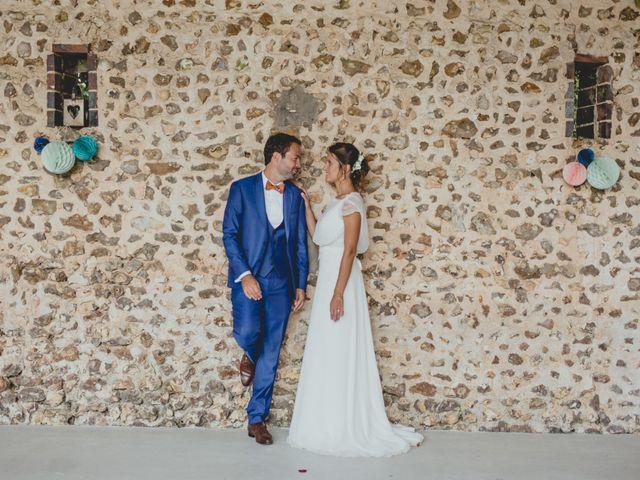 Le mariage de Thomas et Pauline à Courville-sur-Eure, Eure-et-Loir 76