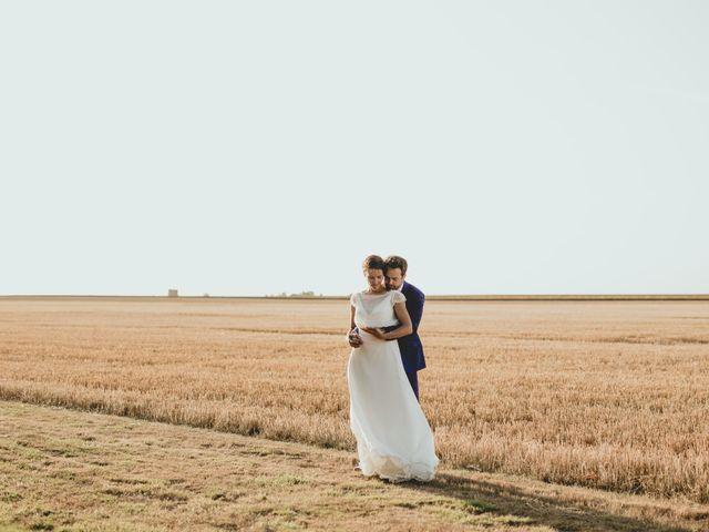 Le mariage de Thomas et Pauline à Courville-sur-Eure, Eure-et-Loir 77