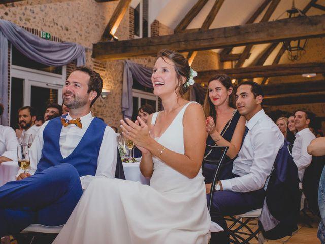 Le mariage de Thomas et Pauline à Courville-sur-Eure, Eure-et-Loir 92