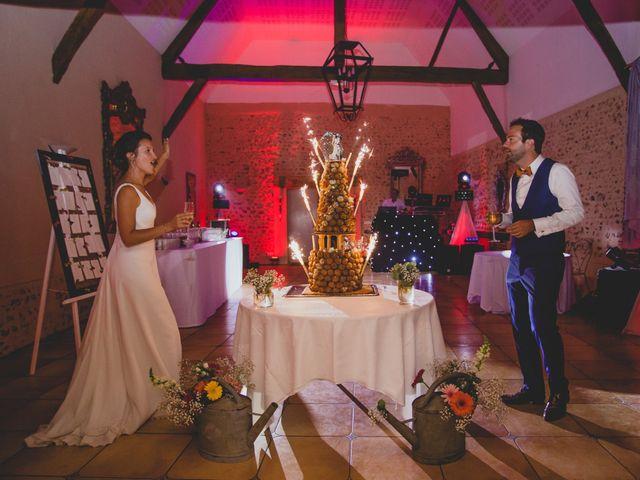 Le mariage de Thomas et Pauline à Courville-sur-Eure, Eure-et-Loir 95